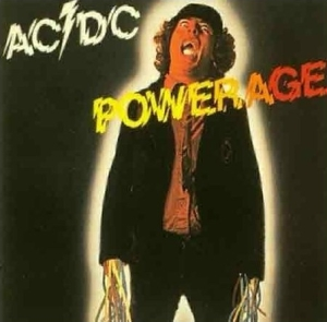 AC/DC Album Powerage 1978