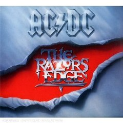 AC/DC the razor´s edge