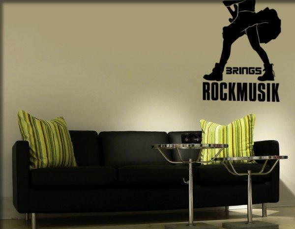 pin wandtattoo viva la vida wandtattoos tapeten on pinterest. Black Bedroom Furniture Sets. Home Design Ideas