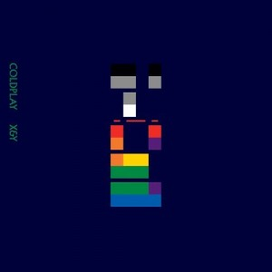Coldplay Album CD X & Y