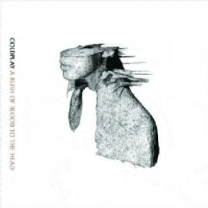 Coldplay CD A Rush of Blood to the Head 2002