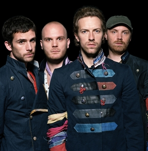 Coldplay bei Grammys