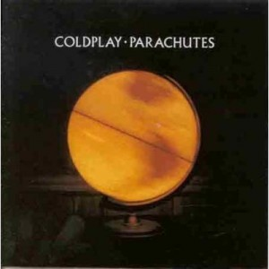 Coldplay CD Parachutes 2000
