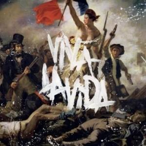 Coldplay CD Viva La Vida