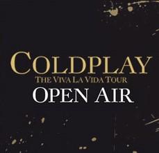 Coldplay Openair 2009 Deutschland