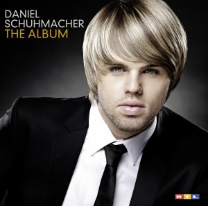 Daniel Schuhmacher the album CD
