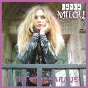 Layla Milou the pink parade cover