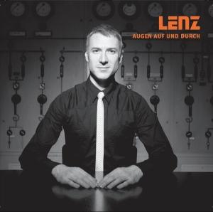 Lenz Cover Augen auf und Durch - Christoph v. Knobelsdorff