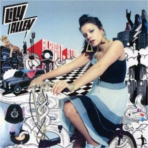 Lily Allen Alright Still CD Album