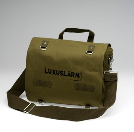 Luxuslärm Army Bag