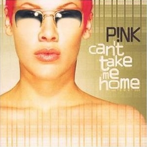 Pink CD Album Can´t Take Me Home
