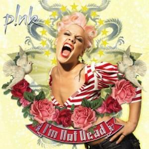 Pink CD I´m not dead