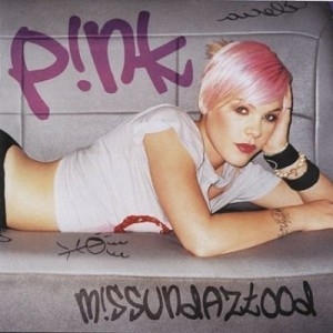 Pink CD Album Missunderstood