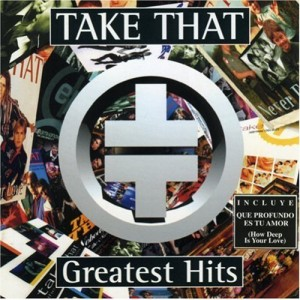 Take That Greatest Hits 1996