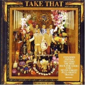 Take That CD Album Nobody Else 1994