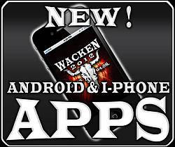 Wacken App 2013